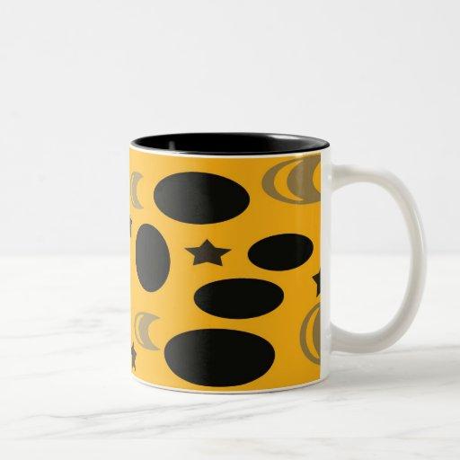 halloweenmug Two-Tone coffee mug