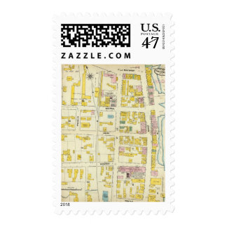 Hallowell, Kennebec County, and Maine 2 Postage