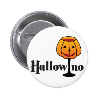 Hallowino Pinback Buttons