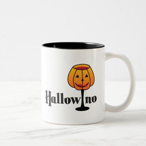 Hallowino Two-Tone Coffee Mug
