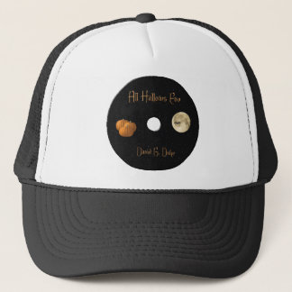 Hallows Disk lable Trucker Hat