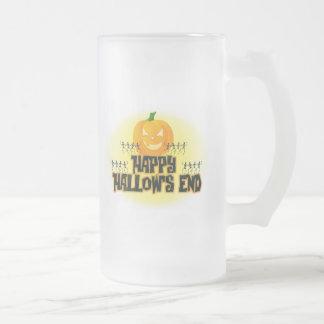 Hallows End Glass Mug