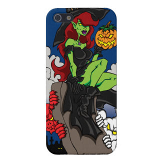 """""""HALLOW'S EVE!"""" CASE FOR iPhone SE/5/5s"""