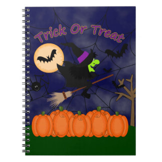 Hallows Fright Note Books