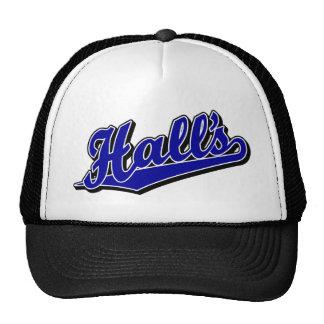 Hall's in Blue Trucker Hat