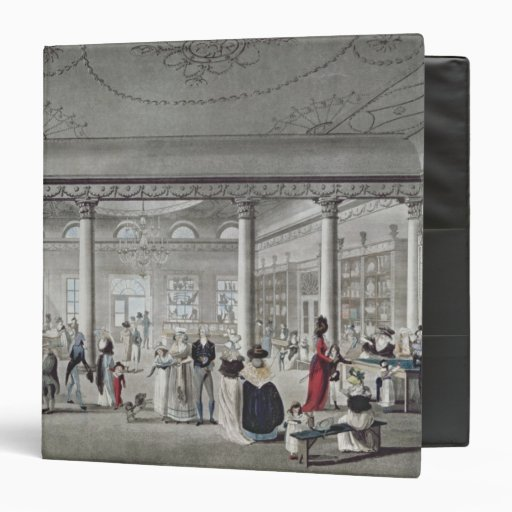 Hall's Library at Margate, 1789 3 Ring Binders