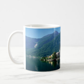 Hallstatt Austria Classic White Coffee Mug