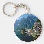 Hallstatt Austria Key Chain