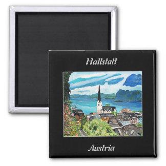 Hallstatt, Austria Magnet