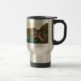 Hallstatt Austria Coffee Mugs