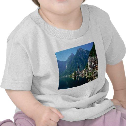 Hallstatt Austria Tee Shirt