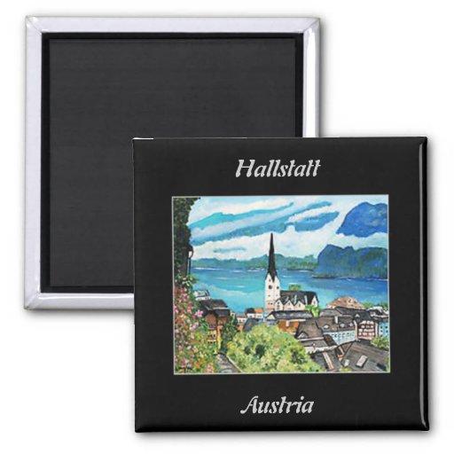 Hallstatt, imán de Austria