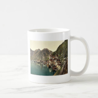Hallstatt, Upper Austria, Austro-Hungary classic P Classic White Coffee Mug