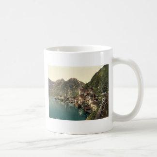 Hallstatt, Upper Austria, Austro-Hungary Classic White Coffee Mug