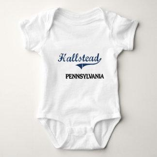 Hallstead Pennsylvania City Classic Tshirt