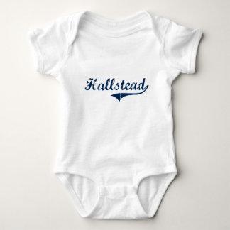 Hallstead Pennsylvania Classic Design T Shirt