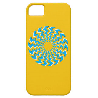 Hallucination-moving-arrows iPhone 5 Covers
