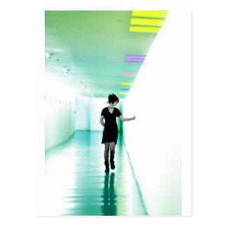 Hallway of Dreams 02 Postcard