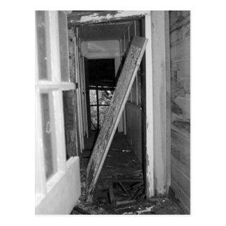 Hallway of Terror Postcard