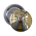 Hallway Pinback Button