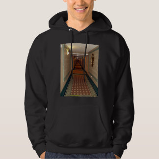 Hallway Straight to My Heart Hooded Pullover