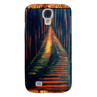 Hallway To The Executioner Samsung Galaxy S4 Case