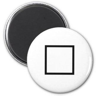 Halmos Symbol Refrigerator Magnets