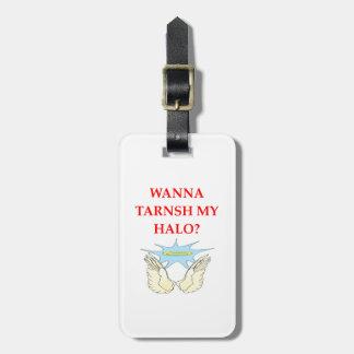 HALO BAG TAG