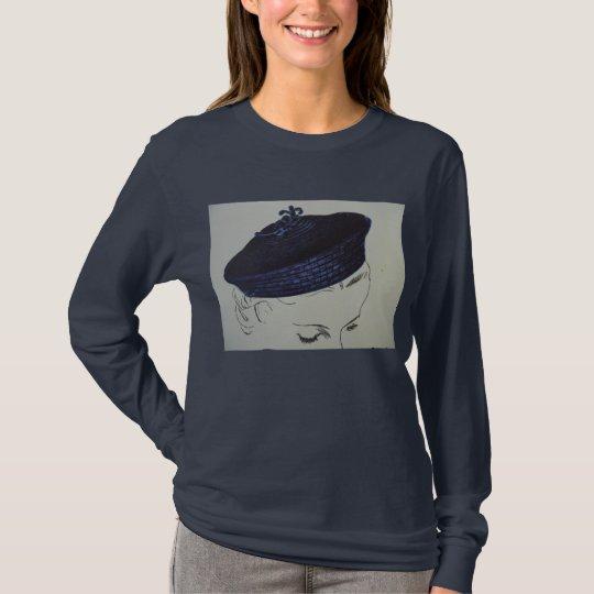 Halo Hat T-Shirt