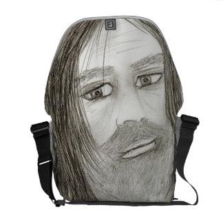 Halo Jesus Courier Bag