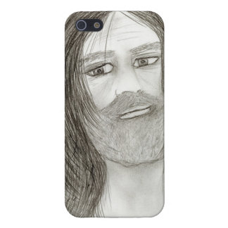 Halo Jesus Cover For iPhone SE/5/5s