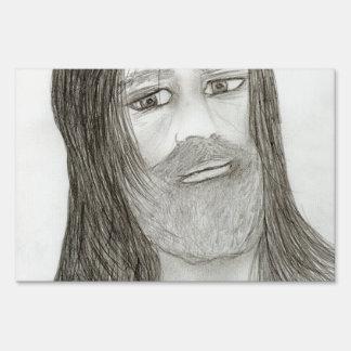 Halo Jesús Letreros