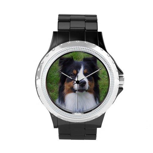 HALO the Aussie Dog Wristwatch