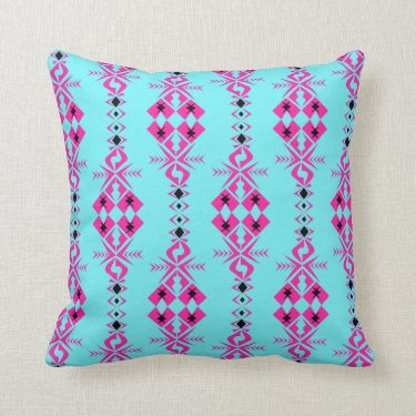 Halona ~ Of Happy Fortune Throw Pillows