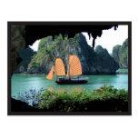 Halong Bay - Postal card Postcard
