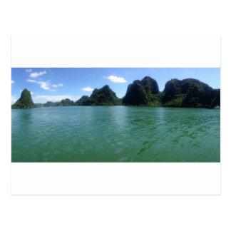 Halong Bay Postcard