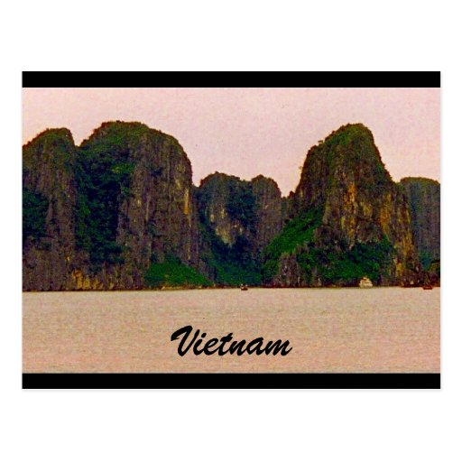 halong post cards