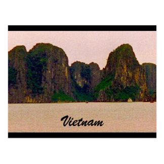 halong postcard