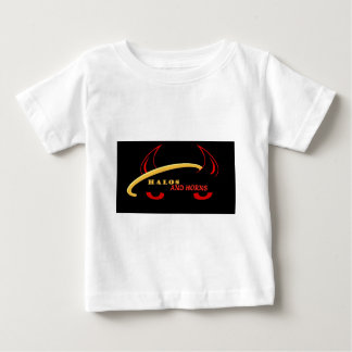 Halos and Horns Guild Itmes Baby T-Shirt