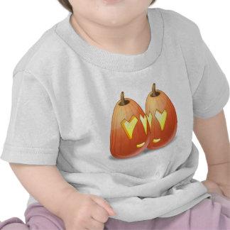 haloween pumkin love shirts