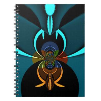 Haloween Special Hakuna Matata Spiral Notebook