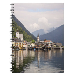 Halstatt Reflection Notebook