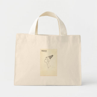 Halston designer handbag canvas bag