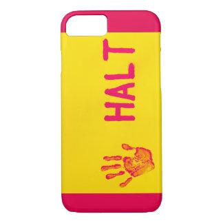 HALT iPhone 7/6 S  CASE