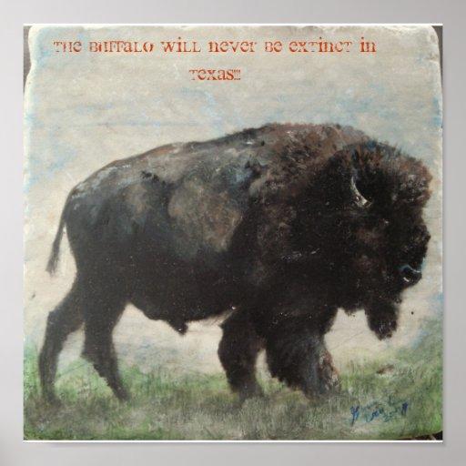 Haltom Buffalo Print