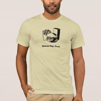 Haltom City, Texas (for light shirts) T-Shirt
