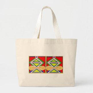 HALU - Karuna Reiki Large Tote Bag