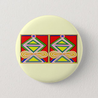 HALU - Karuna Reiki Pinback Button