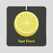 Halve Lemon Air Freshener