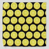 Halve Lemon Bandana